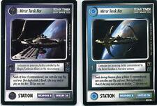 Star Trek CCG Mirror, Mirror, Mirror Terok Nor. Mt/Nr-Mt.