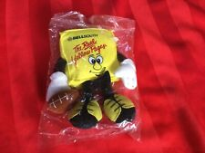 Bellsouth The Real Yellow Pages Beanbag plush Promotional Advertisement RARE HTF
