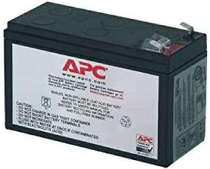 APC UPS Battery Replacement, RBC2, for APC Back-UPS Models BE500R, BK300C, BK350