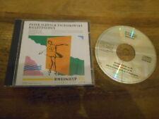 CD Klassik H Vonk - Tschaikovsky : Balletsuiten (22 Song) MULTIMEDIA RHEINHYP jc