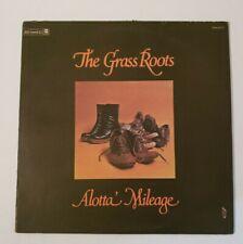 The Grass Roots - Alotta' Mileage 1973 USA Original