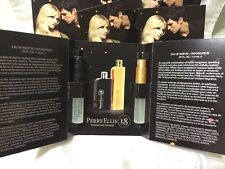4 FABULOUS sets of Perry Ellis Sensual 18 EDP Samples   FREE GIFT     ON SALE