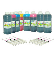 8x500ml refill ink for Canon PIXMA PRO-100 printer