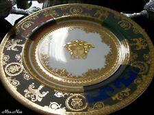 Rosenthal Versace I love Baroque and Roll 2 x Brotteller 18 cm **1 A NEUWARE**