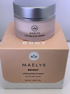 Maelys Bright Lifting Eye Cream 1.01 oz - New in Box!!!