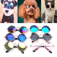 Fun Pet Dog Cat Sunglasses Puppy Cat Goggles UV Sun Glasses Eyeglass Photo Prop
