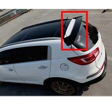 Rear Roof Wing Trunk Spoiler Painted For Kia Sportage R 2011~2015