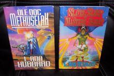 OLE DOC METHUSELAH & SLAVES OF SLEEP / MASTERS OF SLEEP - L Ron Hubbard !