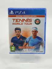 Jeu Tennis World Tour Roland Garros Edition PS4