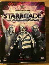 Starrcade The Essential Collection 3 disc set wrestling 1983-2000 DVD