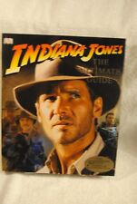 Rare Indiana Jones : The Ultimate Guide by James Luceno 2008 1st Edition Book
