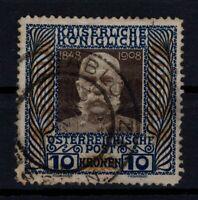 P130283/ AUSTRIA STAMP / Y&T # 117 USED CV 121 $