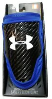 Under Armour Gameday Baseball Batter's Elbow Guard Adult sz S/M Blue MSRP$49.99
