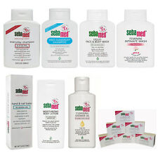 SebaMed Everyday Shampoo for Normal to Dry Hair 200ml X2