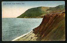 CANADA V.OLD POSTCARD-CAPE NORTH-CAPE BRETON N.S-RARE