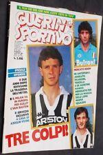GUERIN SPORTIVO=N°22 1987=FILM DEL CAMPIONATO PLATINI
