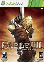 Fable III -- Limited Collector's Edition (Microsoft Xbox 360, 2010) VERY GOOD