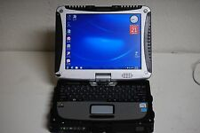 Panasonic Toughbook CF19 MK3 Tablet Touchscreen 1.2ghz 3gb 128gb SSD XP PRO
