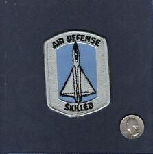 Original F-106 DELTA DART ADC QUALIFIED USAF Convair FIS Squadron Patch