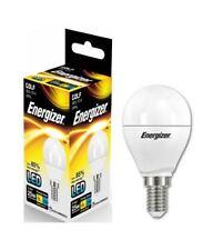 1 x Energizer E14 SES Golf LED Light Bulb 250lm Opal 3.4W=25W Warm White 2700k