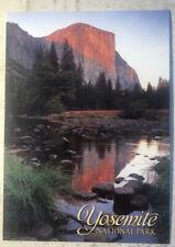Tourist Postcard ~ Yosemite National Park El Capitan