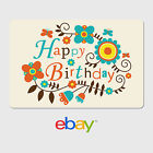 eBay Digital Gift Card - Vine Of Flowers -  Email delivery