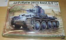 Panzer Pz.38(t) von PANDA in 1/16