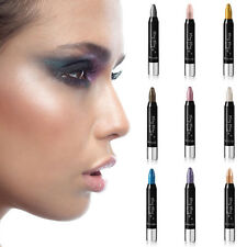 Twist Up Chunky Chubby Eye Shadow Crayon Stick Make up Eyeshadow Pencil New PO