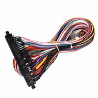 Arcade Video Game PCB cable  / JAMMA Mame Cabinet Wiring Harness Loom Multicade