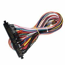 New listing Arcade Video Game Pcb cable / Jamma Mame Cabinet Wiring Harness Loom Multicade