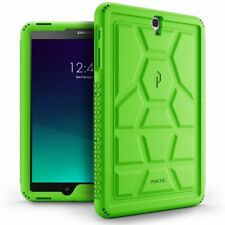 Poetic® For Samsung Galaxy Tab S3 9.7 Green Soft Silicone Shockproof Cover Case