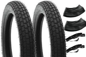 2x SET Straßen Reifen für Simson S50 S51 Vogelserie, 2,75-16 150km/h, Klassik3