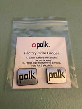 Polk Audio Grille Badges