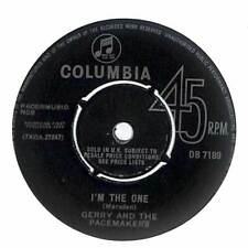 """Gerry And The Pacemakers - I'm The One - 7"""" Record Single"""