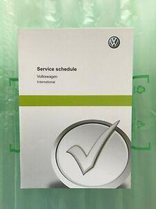 VW VOLKSWAGEN PASSAT CC SERVICE BOOK NEW UNUSED NOT DUPLICATE ALL VW (2010-2018)