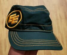 Edmonton Eskimos New Era CFL Green Cadet Cap Hat ~ Womens One Size ~ Football