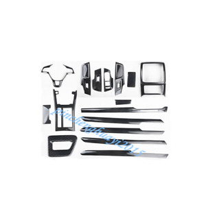Carbon Fiber Car Interior Kit Cover Trim For Volkswagen Passat B8 2017-2019