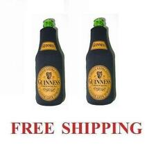 Guinness Extra Stout 2 Beer Bottle Cooler Coozie Coolie Koozie Huggie New