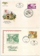 2 COVERS AUTRICHE AUSTRIA. L661
