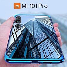 COVER per Xiaomi Mi 10 / Pro CUSTODIA ELECTRO CASE + PELLICOLA VETRO TEMPERATO