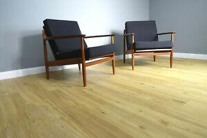 Easy Chair 2 Teak Sessel Vintage 60er Jahre Juhl Jalk Ära  Design Vintage