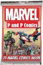 25 Comics Book Lot All Marvel Comics No Duplicates Vf+ to Nm+! Spider-Man, X-Men