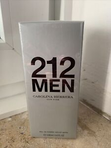 212 Men von Carolina Herrera Eau de Toilette Spray 100ml für Herren