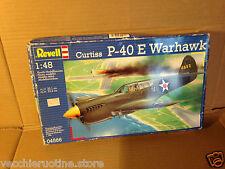REVELL 1/48 1:48 plástico modelo kit de montaje avión CURTISS P-40 Y WARHAWK P40