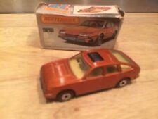 Matchbox Rover SD1 3500 With Original Box