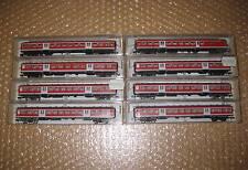 Fleischmann Spur N Regionalbahnwagen 6x8148K,8147K,8146K /Q132