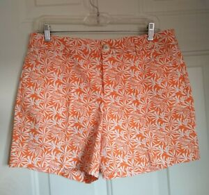 ANN TAYLOR 6 INCH, MID-RISE SHORTS, SIZES 6-10