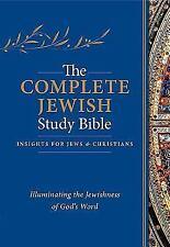 The Complete Jewish Study Bible : Illuminating the Jewishness of God's Word 2016