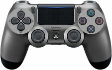 Official Sony PlayStation DualShock 4 Controller - Steel Black (PS4) FBA