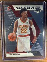 Cam Reddish Rookie Basketball Card #271 Panini Mosaic Atlanta Hawks RC SP NBA